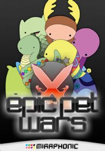 image for Epic Pet Wars for iphone